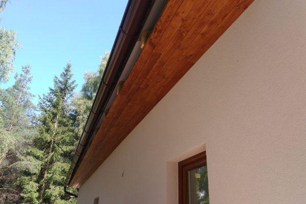 Výstavba RD Velká Hleďsebe-dřevostavba domu svépomocí |  - IMG_20170706_160247