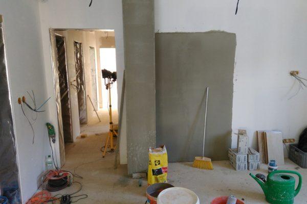 Výstavba RD Velká Hleďsebe-dřevostavba domu svépomocí |  - IMG_20170815_093212