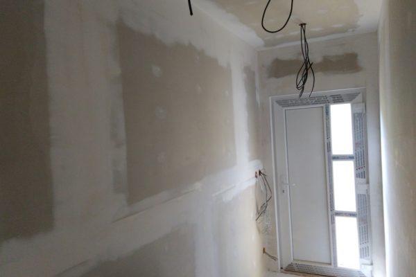 Výstavba RD Velká Hleďsebe-dřevostavba domu svépomocí |  - IMG_20170815_093230
