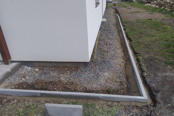 Výstavba RD Velká Hleďsebe-dřevostavba domu svépomocí |  - IMG_20170903_143309