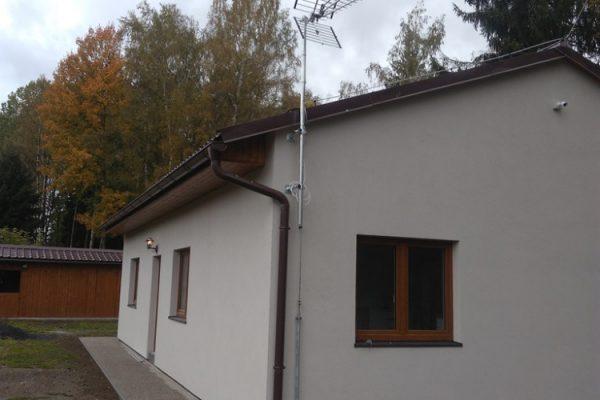 Výstavba RD Velká Hleďsebe-dřevostavba domu svépomocí |  - IMG_20171008_105518