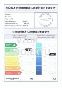 PENB -Prukaz energ.narocnosti budov