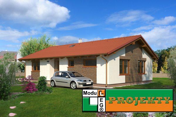 Postavený dům - Bungalow 1082 II.