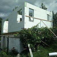 Přístavba Chaty – Patro | d - d