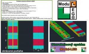 podlaha-panelováModul-LEG®