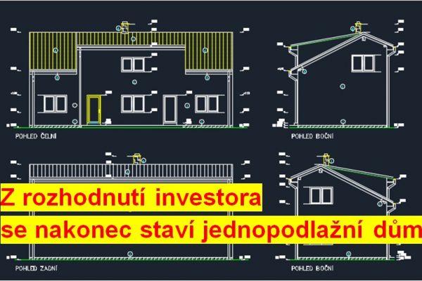 Postavený dům - RD Pušky – Předváděcí akce pouze v sobotu !!