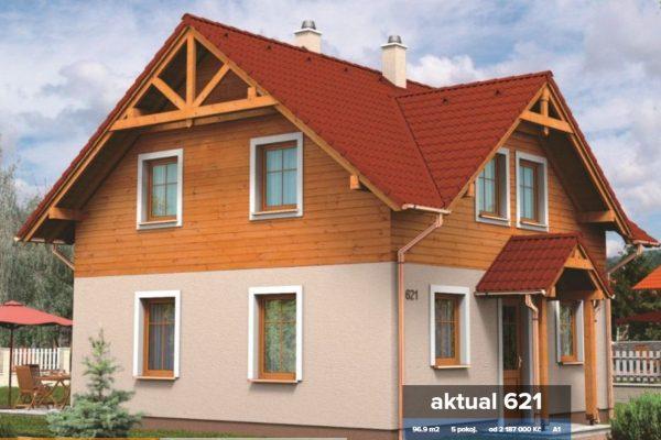 Postavený dům - RD Aktual 621